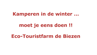 winterkamperen